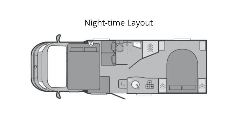 iona night time layout