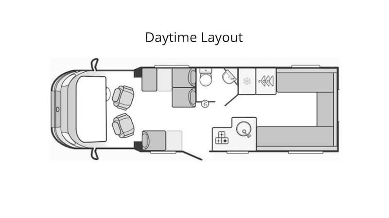 lismore daytime layout