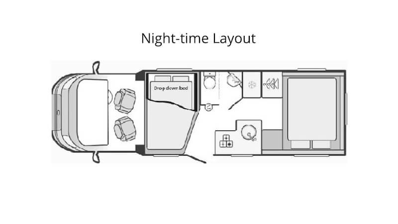 lismore night-time layout